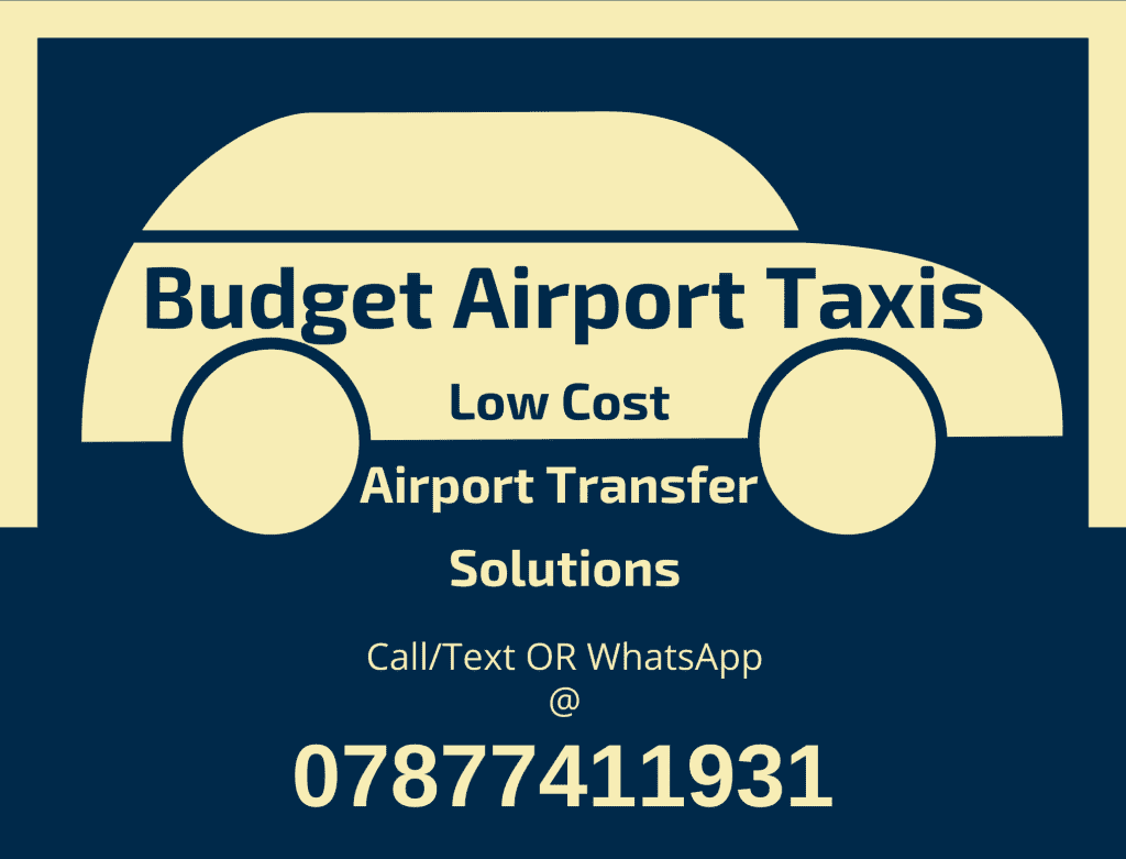budget airport taxis kilwinning
